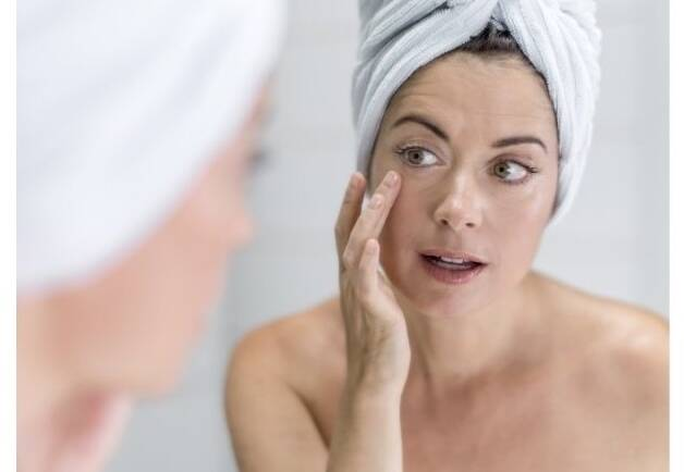facial skin care image