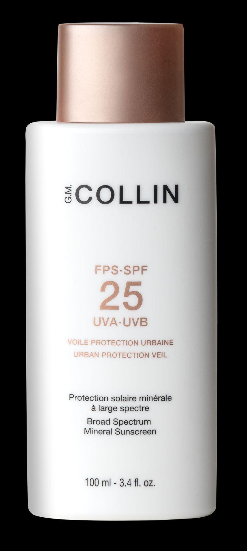 GM Collin SPF 25 broad spectrum sunscreen